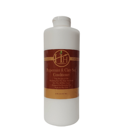 Head Hunters Naturals Hair Conditioner Copy of Head Hunters Naturals Peppermint & Clary Sage Conditioner
