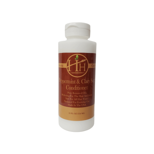 Head Hunters Naturals Hair Conditioner Head Hunters Naturals Peppermint & Clary Sage Conditioner
