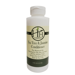 Head Hunters Naturals Hair Conditioner Head Hunters Naturals Tea Tree & Jasmine Conditioner 12oz