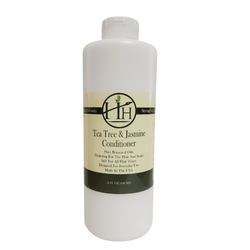 Head Hunters Naturals Hair Conditioner Head Hunters Naturals Tea Tree & Jasmine Conditioner 32oz