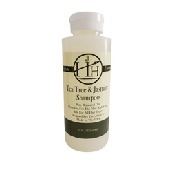 Head Hunters Naturals Hair Shampoo Head Hunters Naturals Tea Tree & Jasmine Shampoo 12 oz