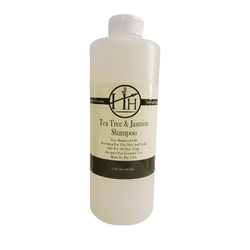 Head Hunters Naturals Hair Shampoo Head Hunters Naturals Tea Tree & Jasmine Shampoo 32oz