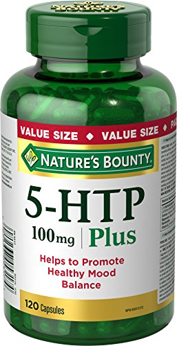 Nature's Bounty 5-HTP 100mg 120 count - Yoga Vedanta