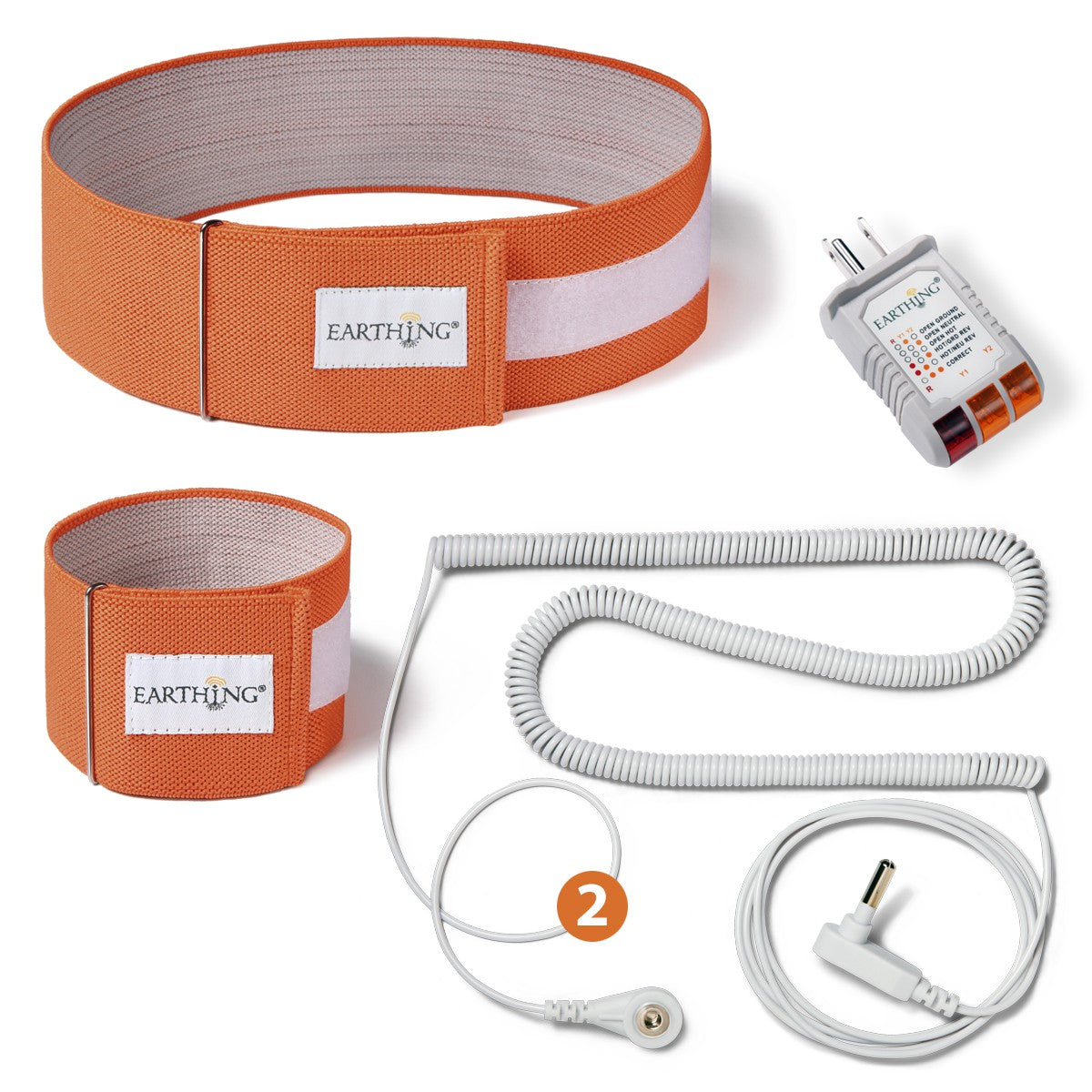 Earthing Body Band Kit - Yoga Vedanta