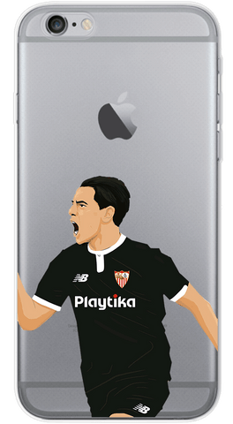 Ben Yedder Phone Case (Soft Transparent)