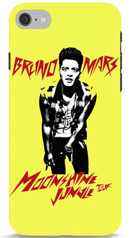 Bruno Mars Moonshine Jungle Tour Phone Case