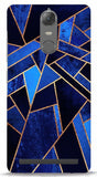 Blue Glass Web Lenovo Vibe K5 Note Case