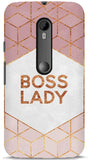 Boss Lady Lenovo Vibe K4 Note Case