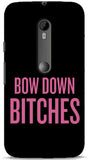 Bow Down Bitches Xiaomi Redmi Note 3 Case