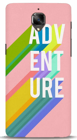 Adventure OnePlus 3 Case
