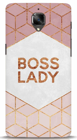 Boss Lady OnePlus 3 Case