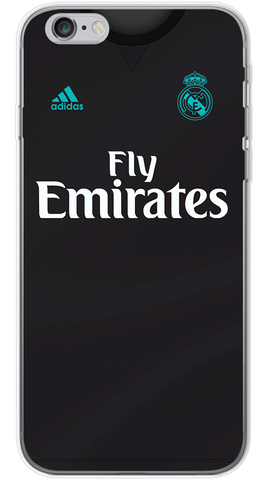Real Madrid Away 2017/18 iPhone Case
