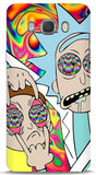 Rick and Morty Tripping Phone Case