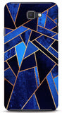 Blue Glass Web Lenovo Vibe K4 Note Case