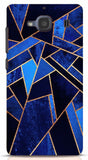 Blue Glass Web iPhone 6/6S Case