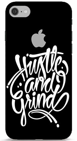 Hustle and Grind iPhone 6/6S Apple Cut