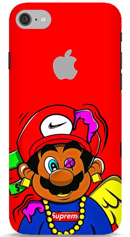 HYPEBEAST Mario iPhone 6/6S Apple Cut