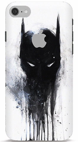 Batman Paint iPhone 7 Apple Cut