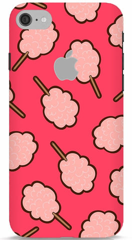 Cotton Candy iPhone 6/6S Apple Cut