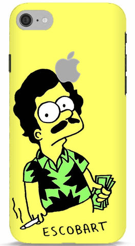 Escobart iPhone 6/6S Apple Cut