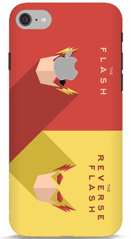 Flash/Reverse Flash iPhone 6/6S Apple Cut