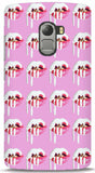 Kylie Jenner Lips (Pink) Phone Case