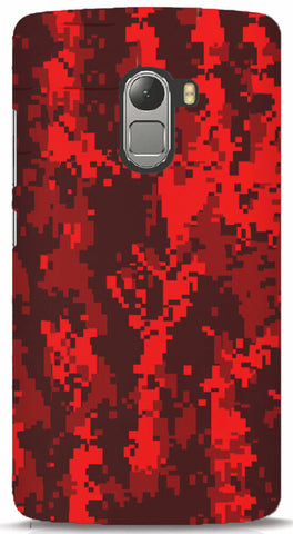 Blood Camo Lenovo Vibe K4 Note Case