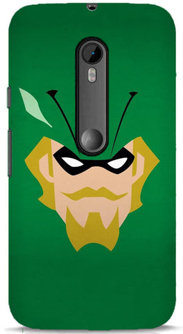 Arrow Minimal Motorola Moto G3 Case