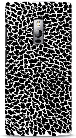 Black And White Print OnePlus 2 Case