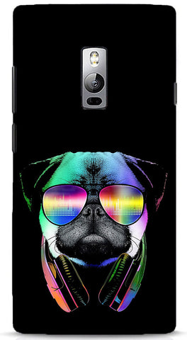 DJ Puggy Phone Case