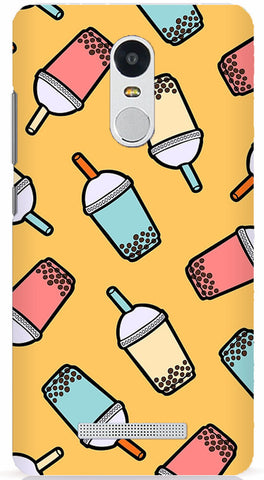 Bubble Tea Xiaomi Redmi Note 3 Case