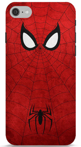 Spiderman Minimal Phone Case