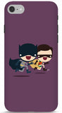 Batman and Robin iPhone 7+ Case