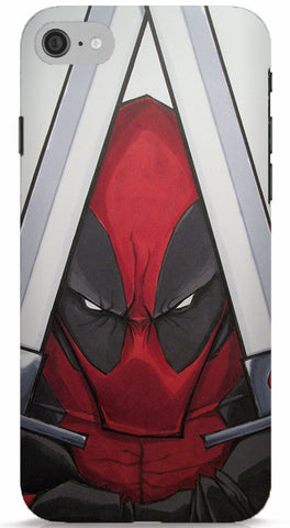 Deadpool Drawing Phone Case