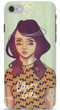 Creepy Girl Phone Case