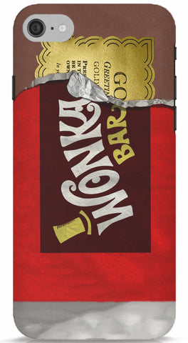 Wonka Bar Phone Case
