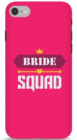 Bride Squad iPhone 6/6S Case