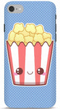 Cute Popcorn Bucket iPhone 6/6S Apple Cut