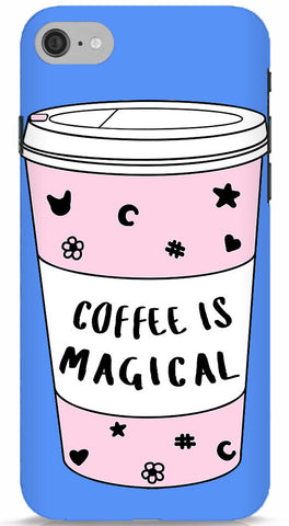 Coffee Is Magical Phone Case