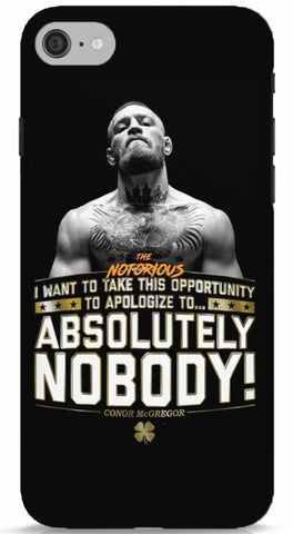 The Notorious Conor McGregor Phone Case