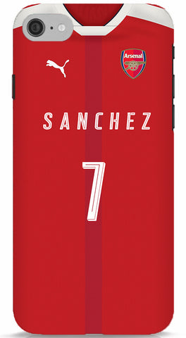 Sanchez Arsenal FC Jersey Phone Case