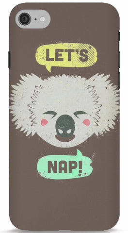 Lets Nap Phone Case