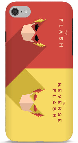 Flash/Reverse Flash iPhone 6/6S Case