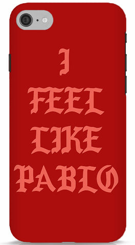 I Feel Like Pablo iPhone 6/6S Case