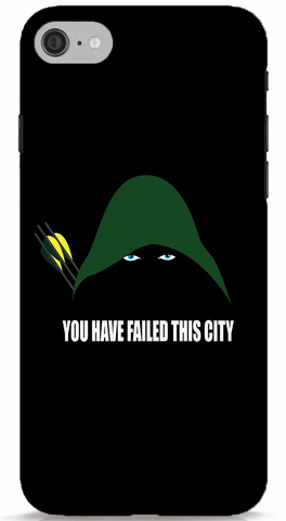 You Have Failed This City Phone Case