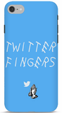 Drake -  Twitter Fingers Phone Case