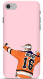 Justin Bieber Jersey Art Phone Case
