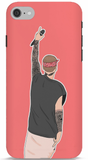 Justin Bieber Hands Up In The Air Phone Case