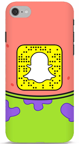 Patrick Custom Snapcode Phone Case