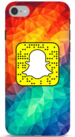 Compulsion Custom Snapcode Phone Case